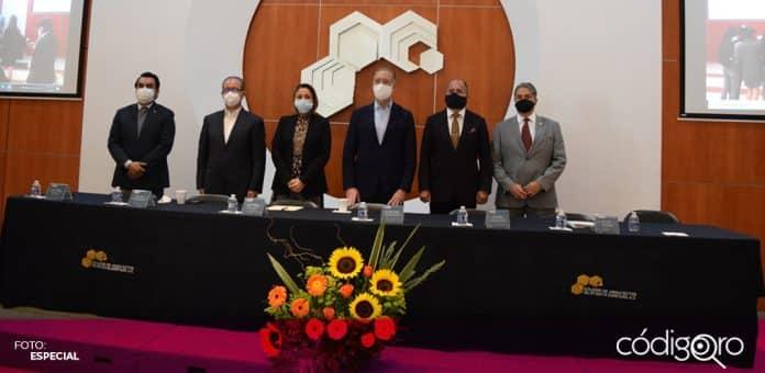 El secretario de Desarrollo Sustentable, Marco Antonio Del Prete, inauguró el Tercer Foro Intergremial