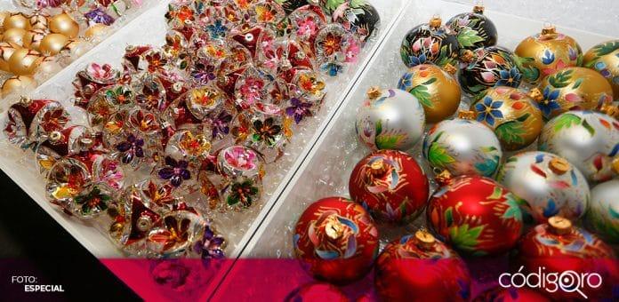 El tradicional Bazar Navideño del DIF Estatal Querétaro se realizará de manera virtual del 19 al 22 de noviembre. Foto: Especial