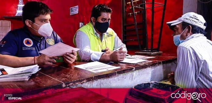 El estado de Querétaro rebasó los 25 mil casos acumulados de COVID-19. Foto: Especial