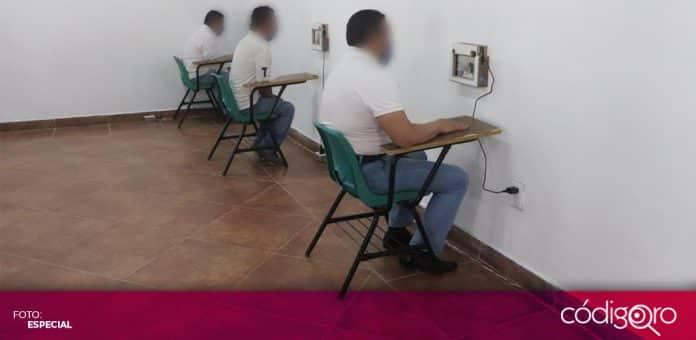 Desde abril, se han realizado 74 mil videollamadas entre personas privadas de la libertad y sus familiares. Foto: Especial