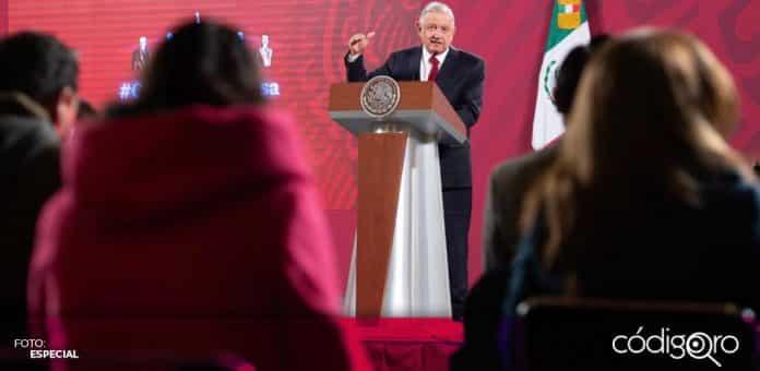 El presidente de México, Andrés Manuel López Obrador, solicitó que no haya abusos durante la próxima cuesta de enero. Foto: Especial