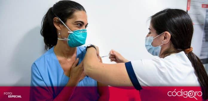 Argentina inició la aplicación de la vacuna rusa Sputnik V contra COVID-19. Foto: Especial