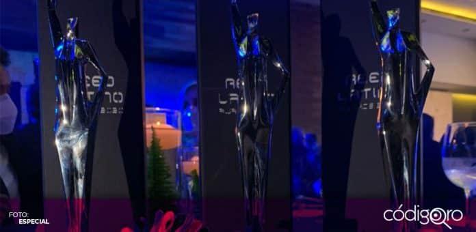 El Gobierno del Estado de Querétaro fue reconocido con 3 estatuillas en la entrega de los Reed Latino Awards 2020. Foto: Especial