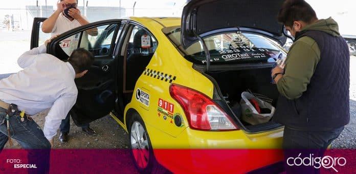 La diputad local de Morena, Paloma Arce, propuso otorgar 50% de descuento en el cobro del refrendo de concesiones de taxis. Foto: Especial