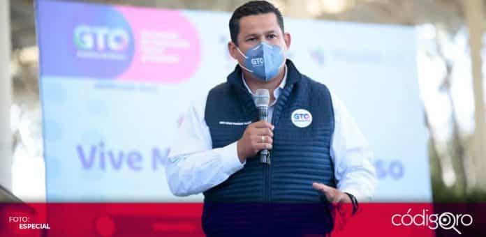 El gobernador de Guanajuato, Diego Sinhue Rodríguez Vallejo, fue hospitalizado por COVID-19. Foto: Especial