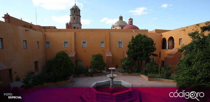 El Museo Regional de Querétaro se encuentra cerrado desde el 6 de noviembre pasado. Foto: Especial