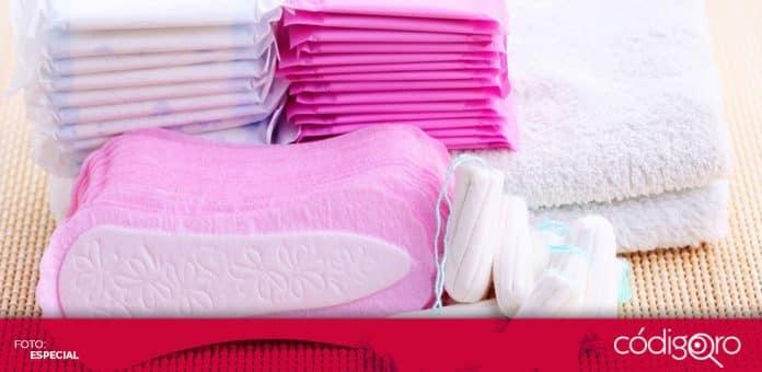 Diputados federales impugnaron la tasa de 16% de IVA a los productos de higiene femenina. Foto: Especial