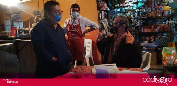 El estado de Querétaro superó los 26 mil casos acumulados de COVID-19. Foto: Especial