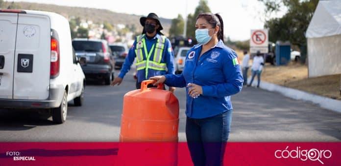 El estado de Querétaro superó los 31 mil casos acumulados de COVID-19. Foto: Especial