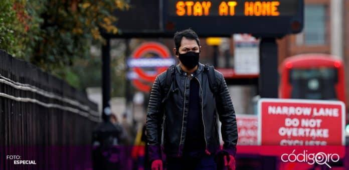 La nueva cepa de coronavirus se ha extendido rápidamente en Inglaterra. Foto: Especial