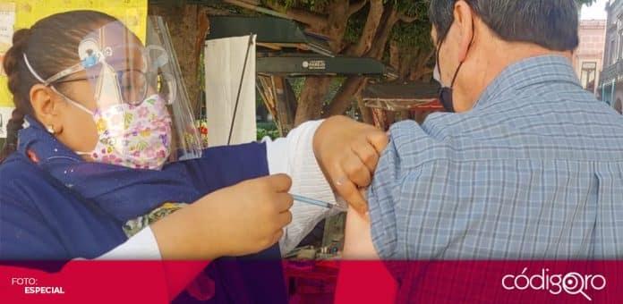 La Secretaría de Salud del Estado de Querétaro volvió a hacer un llamado para las personas se vacunen contra la influenza. Foto: Especial