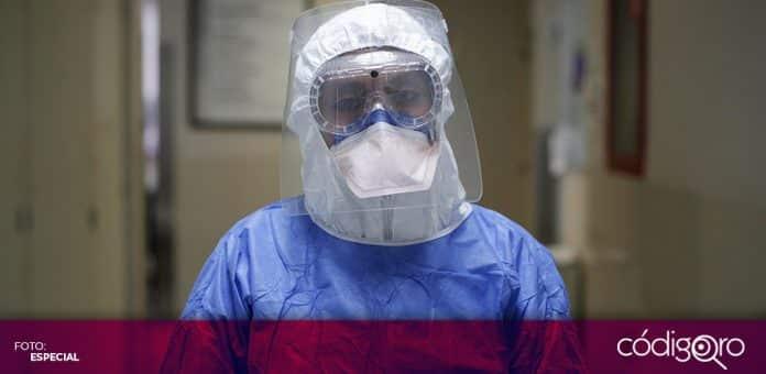 La Secretaría de Salud del Estado de Querétaro ha seguido entregado equipo de protección personal. Foto: Especial