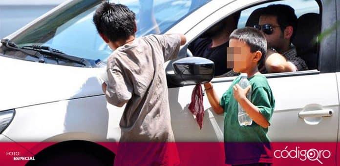 De acuerdo con el INEGI, la tasa de trabajo infantil es de 7.8% en el estado de Querétaro. Foto: Especial