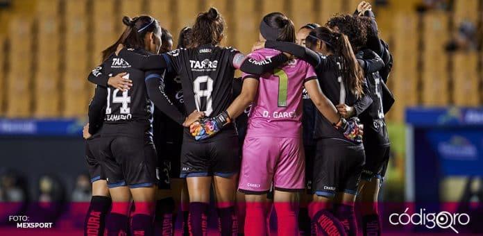 Tigres de la UANL eliminaron a Gallos Blancos Femenil en las semifinales de la Liga BBVA MX Femenil. Foto: Mexsport