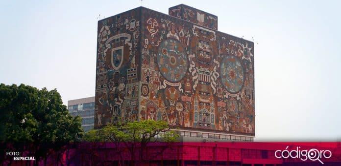 La UNAM regresará a clases a distancia a partir del 4 de enero del próximo año. Foto: Especial