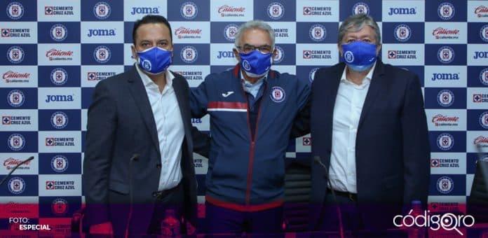Álvaro Dávila fue anunciado como nuevo presidente ejecutivo de Cruz Azul. Foto: Especial