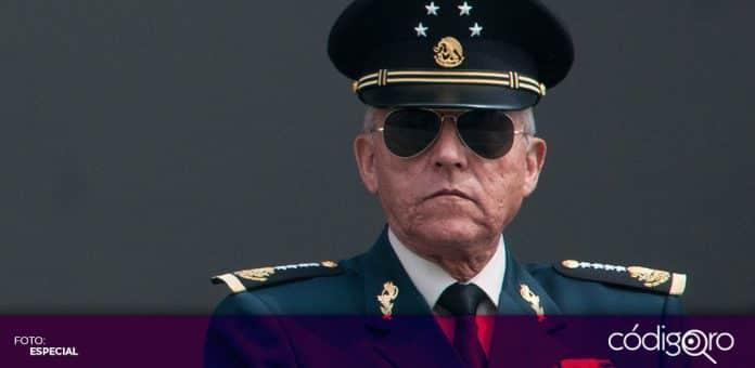 La FGR decidió no ejercer acción penal contra el exsecretario de la Defensa Nacional, Salvador Cienfuegos Zepeda. Foto: Especial
