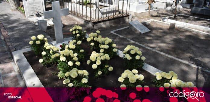 La exhumación de personas fallecidas por COVID-19 deberán llevarse a cabo hasta después de 180 días. Foto: Especial
