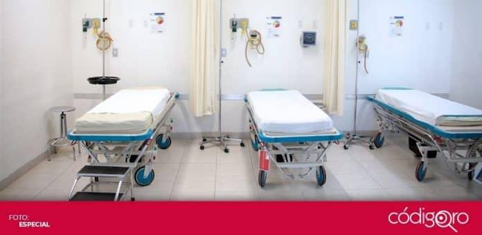 El IMSS habilitará 104 camas adicionales para pacientes con COVID-19 en el estado de Querétaro. Foto: Especial