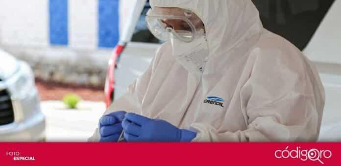 El IMSS implementó Módulos de Atención Respiratoria en sus Unidades de Medicina Familiar. Foto: Especial