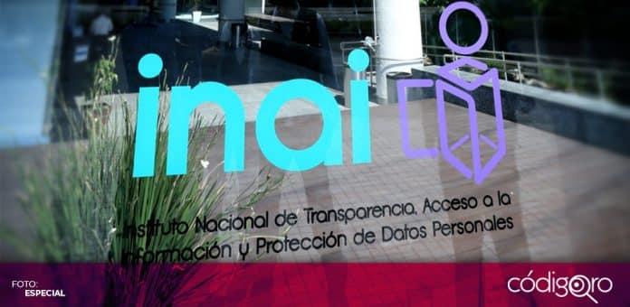 Los Comités de Participación Ciudadana del Sistema Nacional Anticorrupción respaldaron las labores del INAI. Foto: Especial