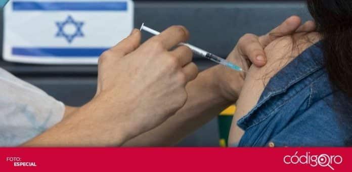 Israel vacunará contra COVID-19 a 4 mil 400 prisioneros palestinos. Foto: Especial
