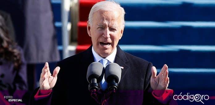El presidente de Estados Unidos, Joe Biden, propuso extender el pacto nuclear con Rusia. Foto: Especial