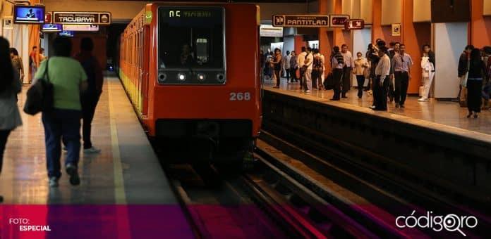 Las líneas 4, 5 y 6 del Metro de la Ciudad de México reanudarán operaciones este martes. Foto: Especial