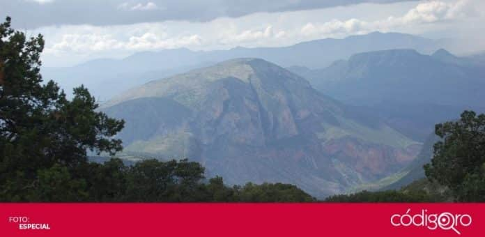 Durante los próximos días, se registrará lluvias en la Sierra Gorda de Querétaro. Foto: Especial