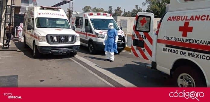 México acumula 1 millón 455 mil 219 casos y 127 mil 757 muertes por COVID-19. Foto: Especial