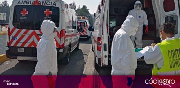 México acumula 1 millón 479 mil 835 casos y 129 mil 987 muertes por COVID-19. Foto: Especial