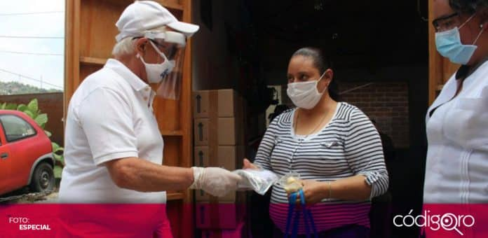 México registró un nuevo máximo de casos nuevos del coronavirus SARS-CoV-2. Foto: Especial