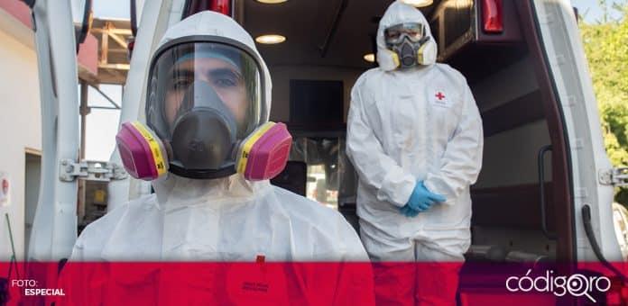 México acumula 1 millón 571 mil 901 casos y 136 mil 917 muertes por COVID-19. Foto: Especial