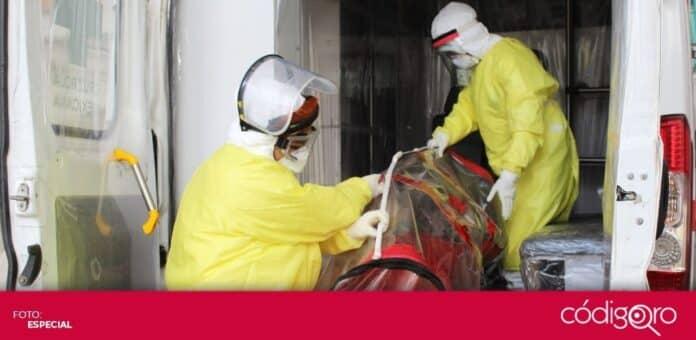 México acumula 1 millón 864 mil 260 contagios y 158 mil 536 muertes por coronavirus