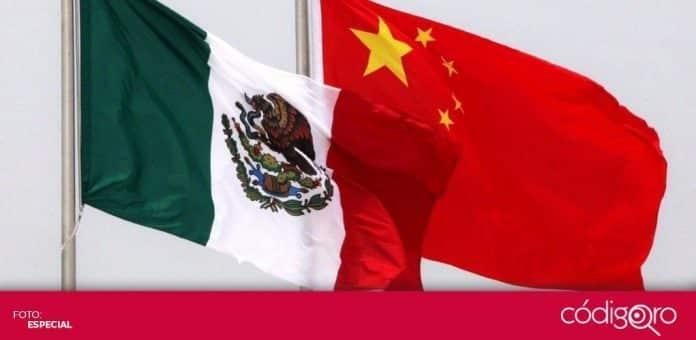 El Gobierno de México agradeció el apoyo de China durante la pandemia. Foto: Especial