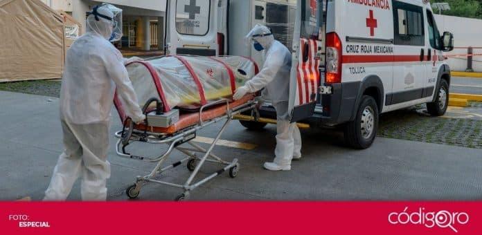 México registró un nuevo máximo de contagios y muertes por COVID-19. Foto: Especial