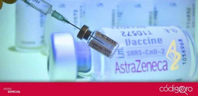 México autorizó el uso de emergencia de la vacuna de AstraZeneca contra COVID-19. Foto: Especial