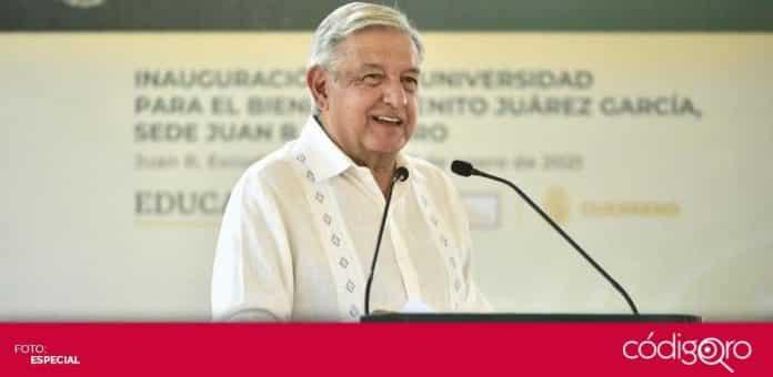 El presidente de México, Andrés Manuel López Obrador, aceptó una reducción de la entrega de vacunas de Pfizer/BioNTech. Foto: Especial