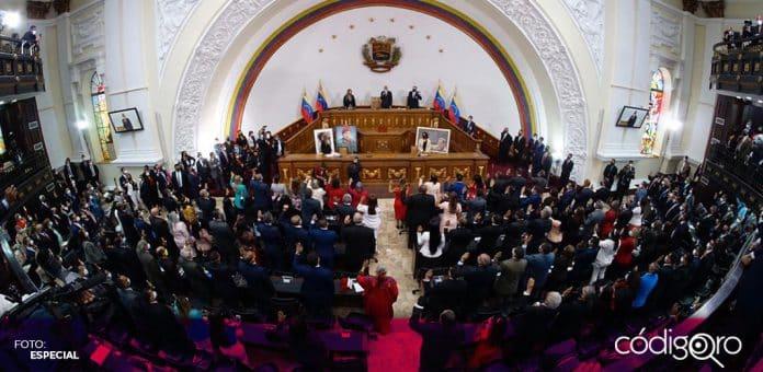 El chavismo asumió el control de la nueva Asamblea Nacional de Venezuela. Foto: Especial