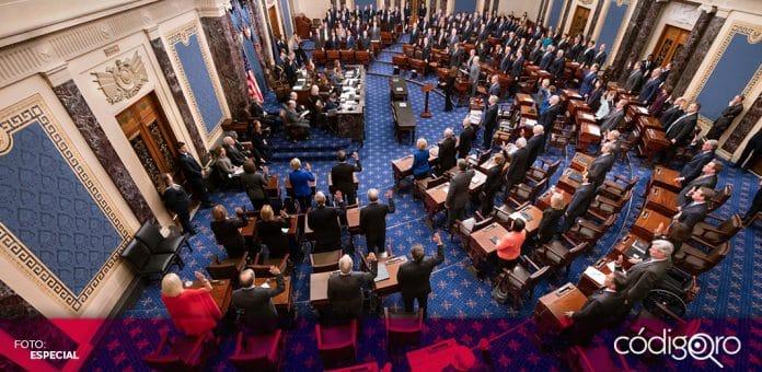 Tras sus victorias en Georgia, el Partido Demócrata aseguró el control del Senado. Foto: Especial