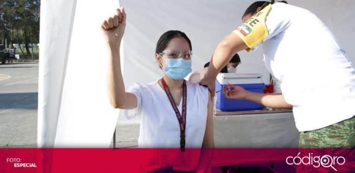 A finales de enero, todo el personal de la salud estará vacunado contra COVID-19. Foto: Especial