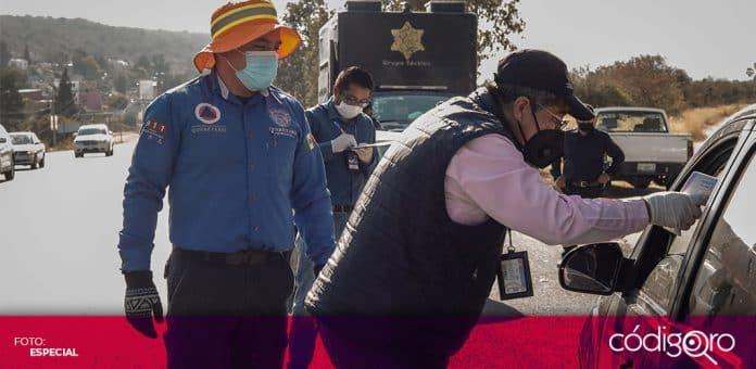 El estado de Querétaro superó los 36 mil casos acumulados de COVID-19. Foto: Especial