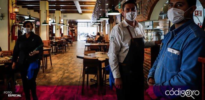 Restaurantes de la Ciudad de México y el Estado de México exigen que el sector sea actividad esencial. Foto: Especial