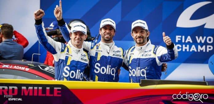 Roberto González anunció que disputará su cuarta temporada en la clase LMP2 del Campeonato Mundial de Resistencia. Foto: Especial