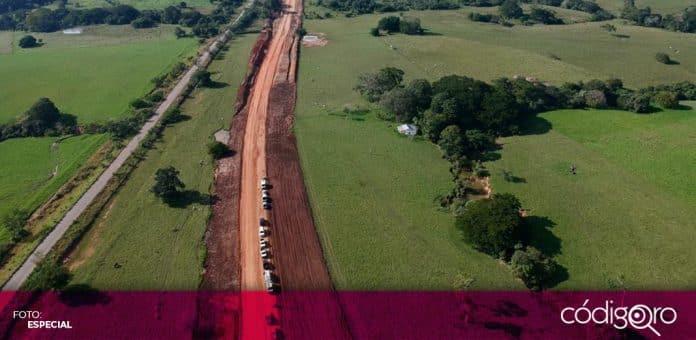 Un juez federal dictó una suspensión provisional de las obras del Tren Maya en el estado de Yucatán. Foto: Especial