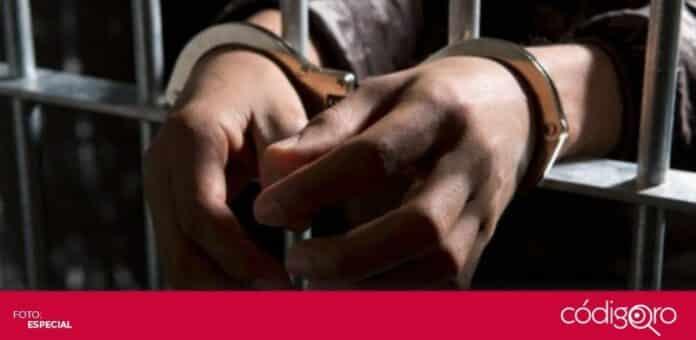 En Tequisquiapan, un hombre fue detenido por el delito de violencia de género. Foto: Especial