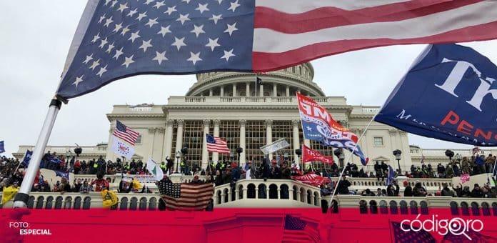 Legisladores demócratas exigen que el presidente de Estados Unidos, Donald Trump, sea destituido. Foto: Especial