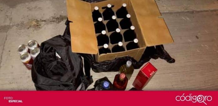 La delegación Felipe Carrillo Puerto es el principal punto de venta clandestina de alcohol. Foto: Especial