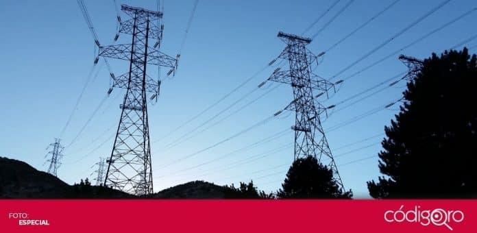 Un total de 5 colonias del municipio de Corregidora se vieron afectadas por los cortes de electricidad. Foto: Especial