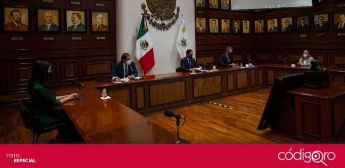 El gobernador de Querétaro, Francisco Domínguez Servién, anunció la instalación de la empresa DSP Concepts. Foto: Especial